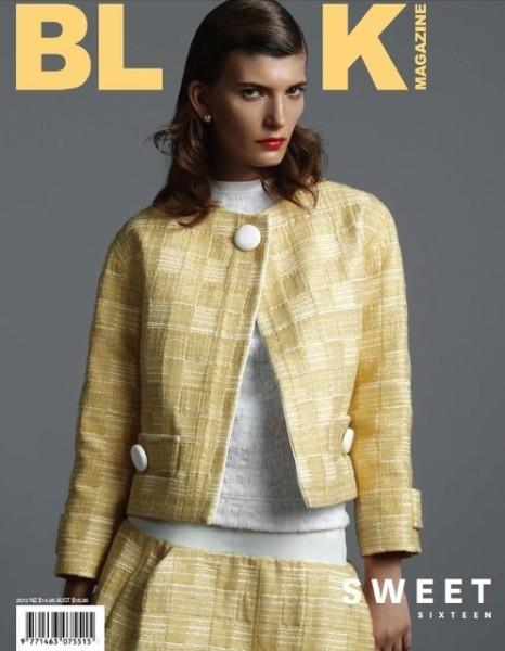 40 обложек с вещами из коллекции Louis Vuitton SS 2012. Изображение № 11.