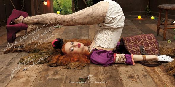 Кампания: Коллекция Карен Элсон для Nine West. Изображение № 2.