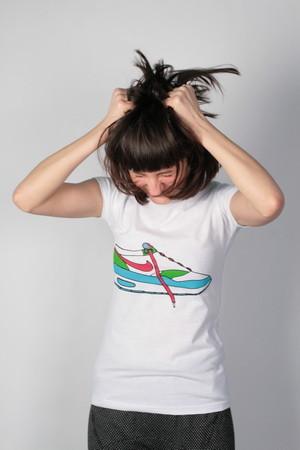 Серия футболок Sneakers Idols отExtra. Изображение № 5.