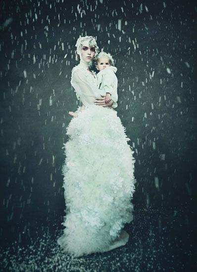 Snow White: Модные съемки к выходу «Ледникового периода». Изображение № 30.