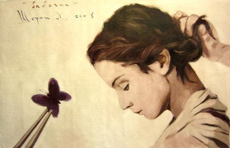 Ветреный художник Шорин. Изображение № 10.