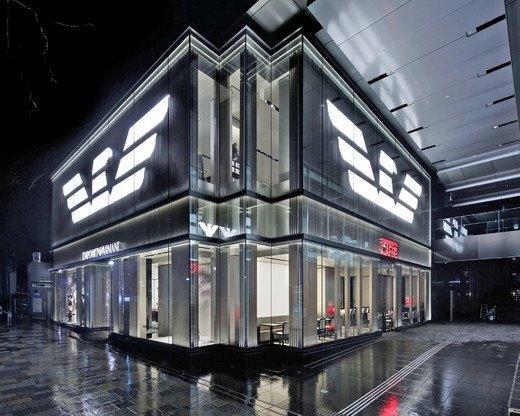 Emporio Armani, Mulberry и Versace открыли новые магазины. Изображение № 7.