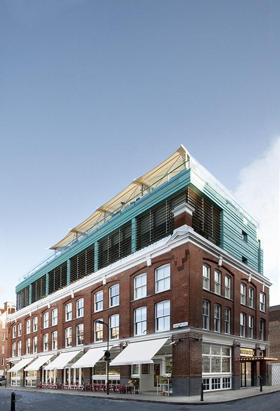 Изображение 1. Design Hotels: Boundary, Лондон.. Изображение № 1.