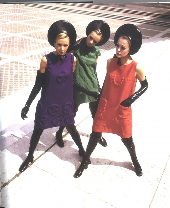 Бабушкины платья. Изображение № 2.