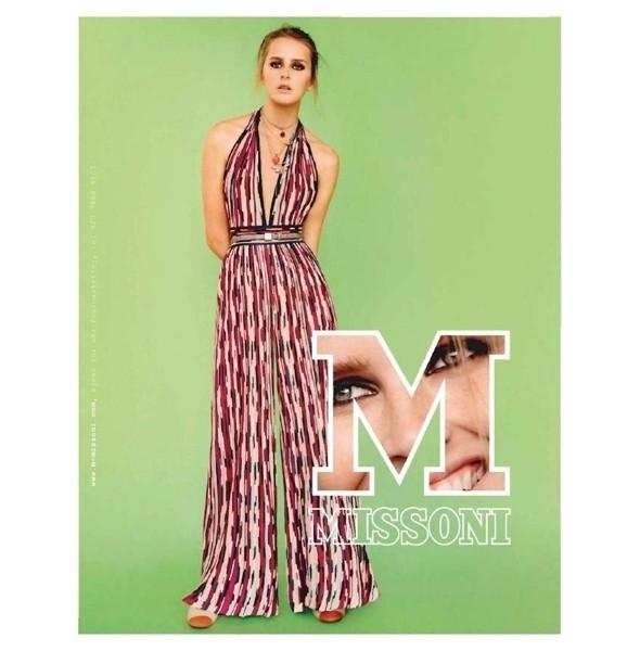 Изображение 4. Рекламные кампании: Diane von Furstenberg, Karl Lagerfeld, McQ и другие.. Изображение № 20.