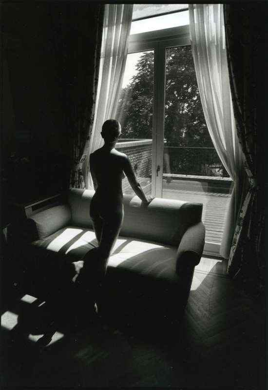 Черно-белая страсть. Изображение № 12.