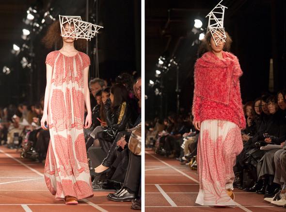 Japan Fashion Week AW 2010 - 2011. Изображение № 20.