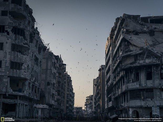 Фотограф:  Sergey Ponomarev / Место: Хомс, Сирия. Изображение № 10.