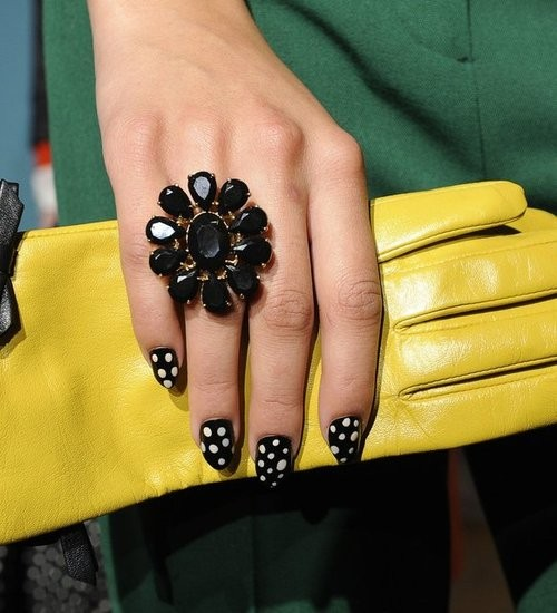 Fashion week: The nails for spring 2012. Изображение № 19.