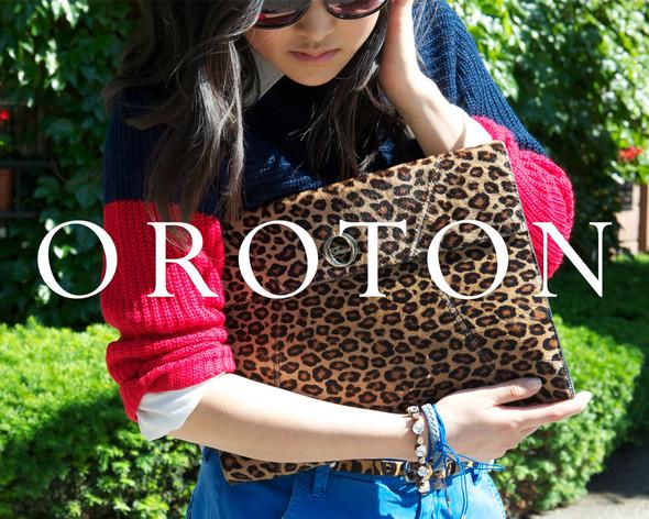Томми Тон снял рекламную кампанию для Oroton. Изображение № 1.