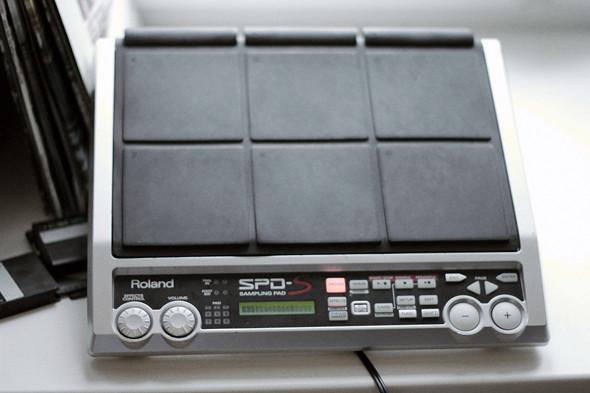 Семплерный модуль Roland SPD-S. Изображение № 27.