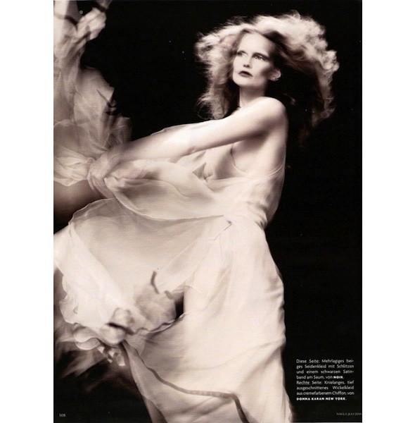 5 новых съемок: Amica, Elle, Harper's Bazaar, Vogue. Изображение № 42.