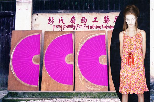 Fashion съемка одежды секонд - хенд. Изображение № 7.