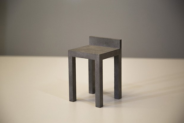 Традиционный дизайн стула (вес 10,3 кг). Изображение № 1.