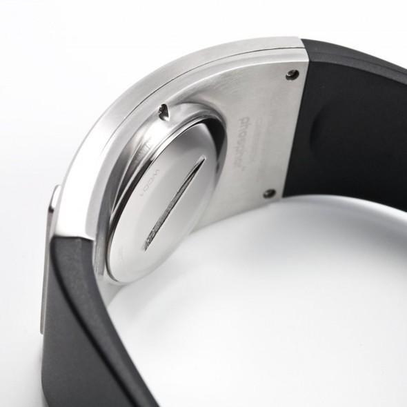 Изображение 11. Часы Phosphor WORLD TIME с дисплеем из электронной бумаги.. Изображение № 13.