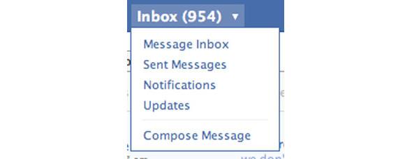 Facebook создаёт свою почту. Изображение № 2.