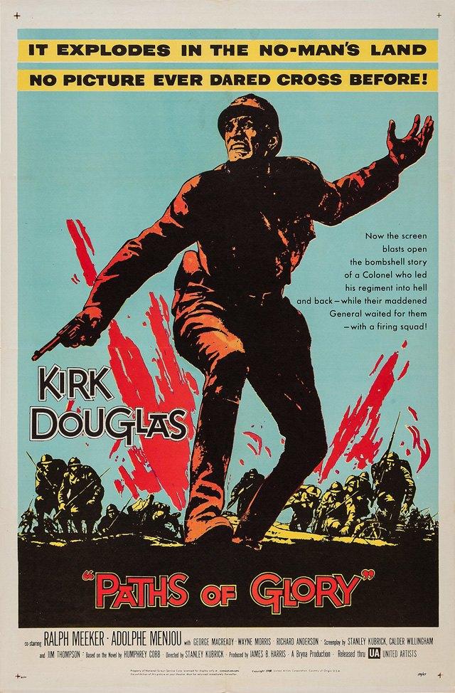 Постер к фильму «Тропы славы». Изображение № 22.