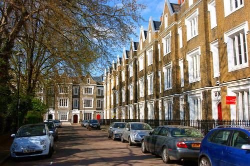 Ориентируемся в английской и лондонской архитектуре. Изображение № 9.