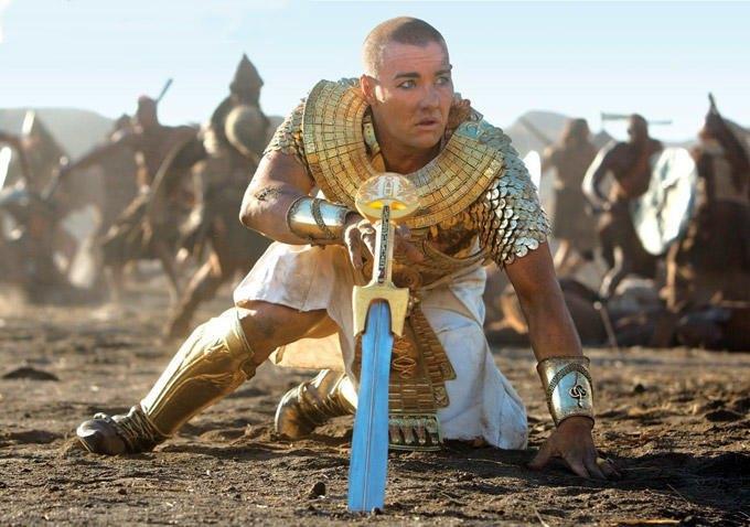 Вышел трейлер фильма Ридли Скотта с Кристианом Бэйлом в роли Моисея. Изображение № 3.