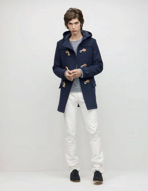 Лукбуки: Burberry, A.P.C, Zara Headband. Изображение № 20.