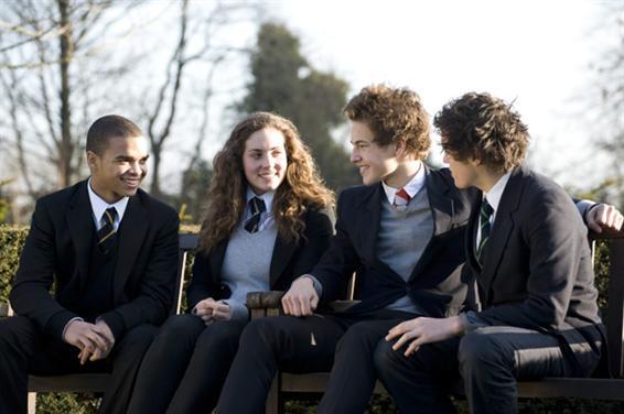 Школьная форма в западных школах: главное – чтобы костюмчик сидел. Изображение № 2.
