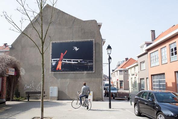 Сказочный мир на улицах Бельгии. Изображение № 3.