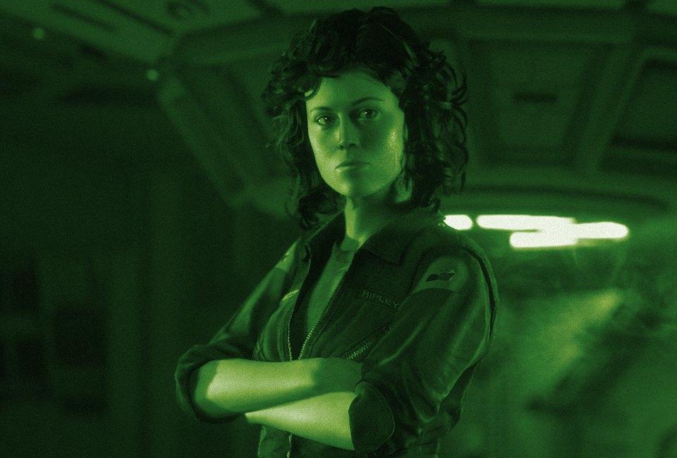 «Представь, что ты большой желтый круг!»:  Пятеро человек играют в Alien: Isolation. Изображение № 9.
