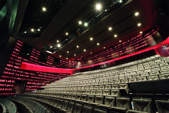 Театр вМельбурне. Изображение № 10.