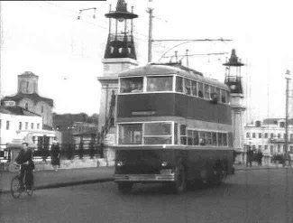 Первые троллейбусы. Изображение № 9.