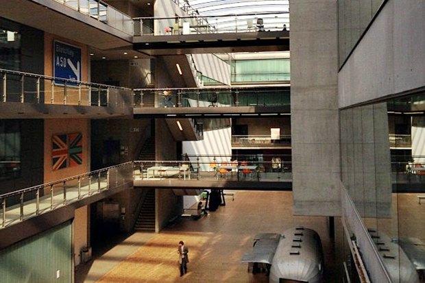 Центральный колледж искусства и дизайна имени Св. Мартина. Изображение № 1.