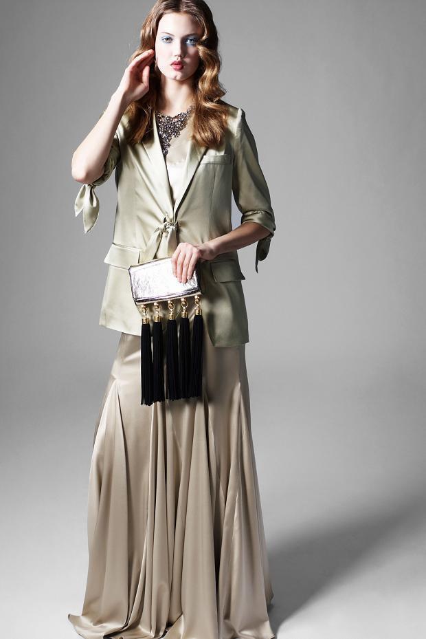 Показаны новые лукбуки Balenciaga, Chanel и Zac Posen. Изображение № 53.