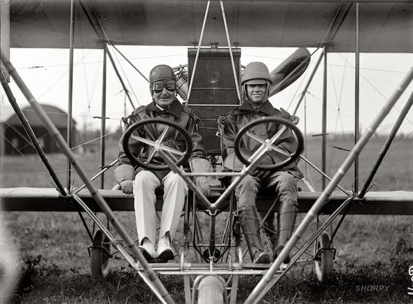 Фотографии авиации, начало прошлого века. Изображение № 4.