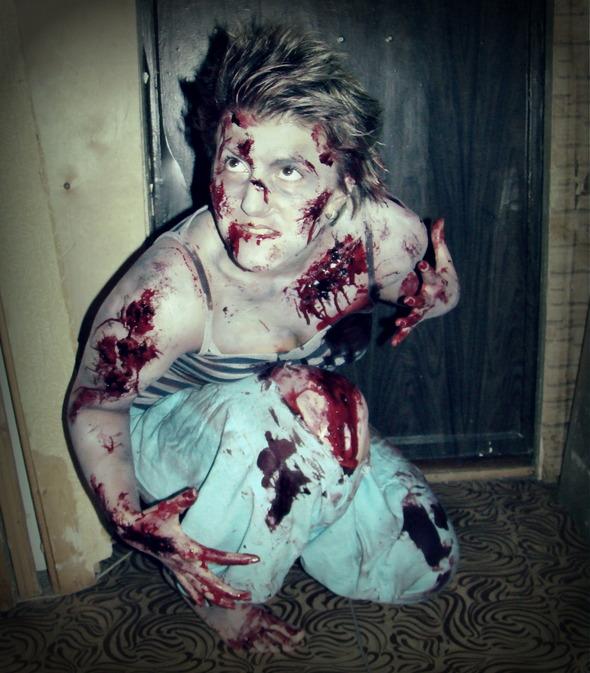 Наш домашний зомби.. Изображение № 6.