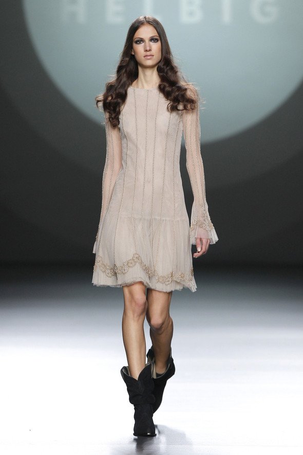 Madrid Fashion Week A/W 2012: Teresa Helbig. Изображение № 25.
