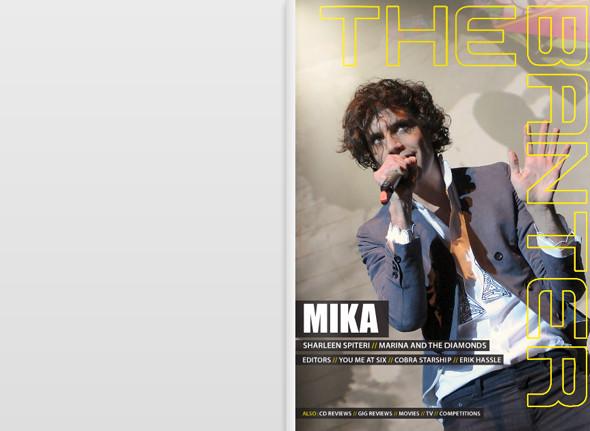 Лучшие журналы месяца на Issuu.com. Изображение № 69.