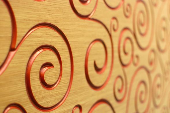 Новая коллекция рельефных панелей от LETO. Изображение № 9.