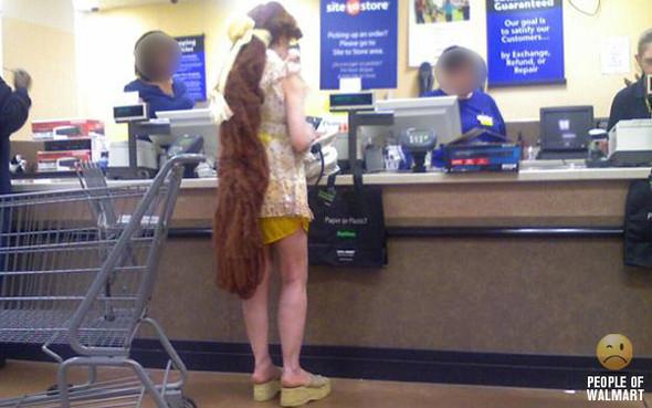 Покупатели Walmart илисмех дослез!. Изображение № 49.