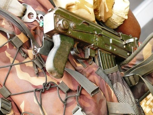 Конго: женщины, оружие, бытовуха. Изображение № 5.