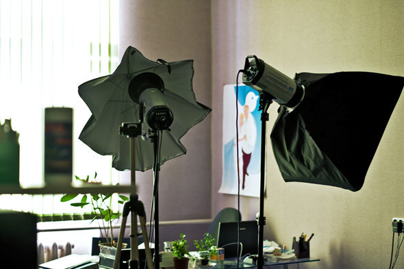 Офис дизайн-студии «Nimax». Изображение № 9.
