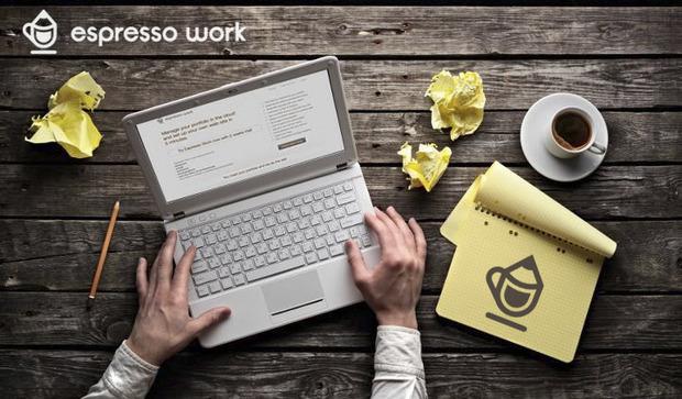 Портфолио сервис EspressoWork теперь доступен на русском языке. Изображение № 1.