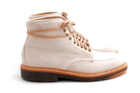 Совместная коллекция Leffot и Alden Shoe. Изображение № 3.