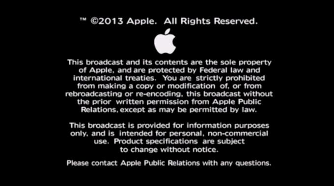Трансляция: Apple представляет новую iOS и другие продукты. Изображение № 66.