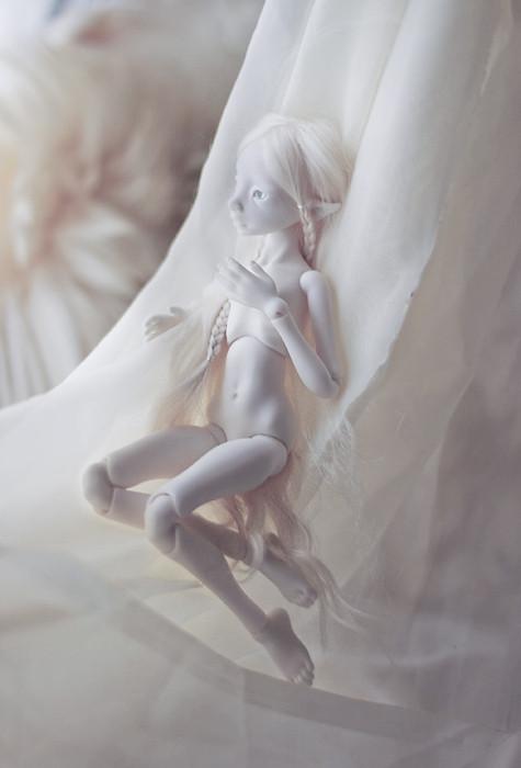 Изображение 21. Фарфоровые куклы Лидии Снуль.. Изображение № 14.