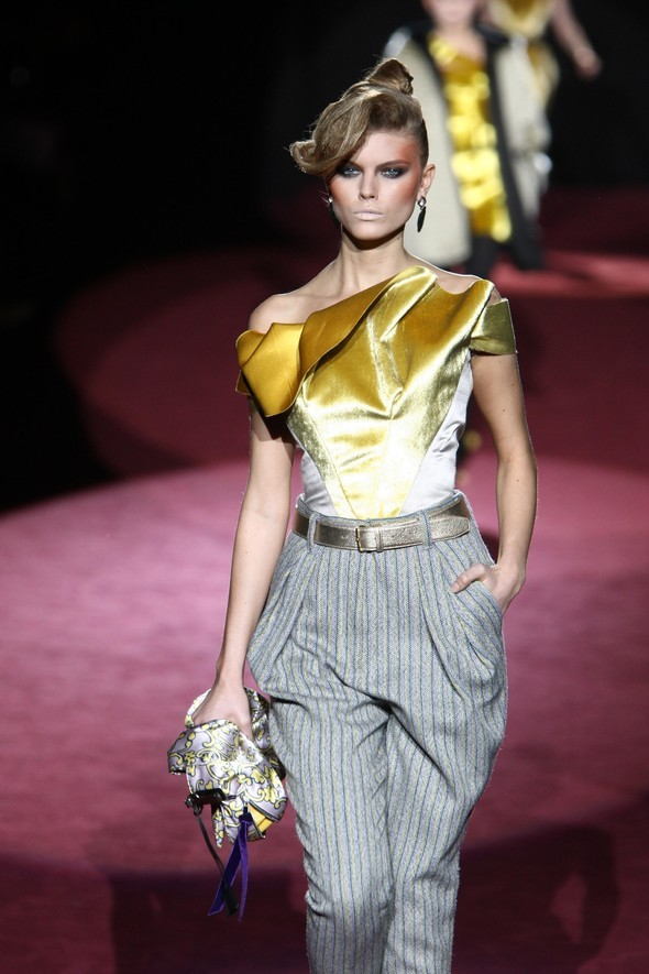 Marc Jacobs fall winter 2009–2010. Изображение № 44.