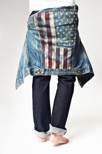 Ндийские джинсы