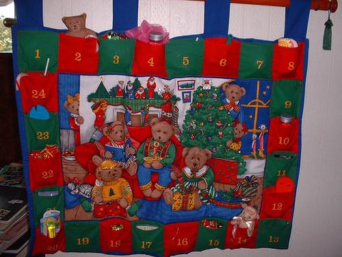 Рождественский календарь. Изображение № 22.