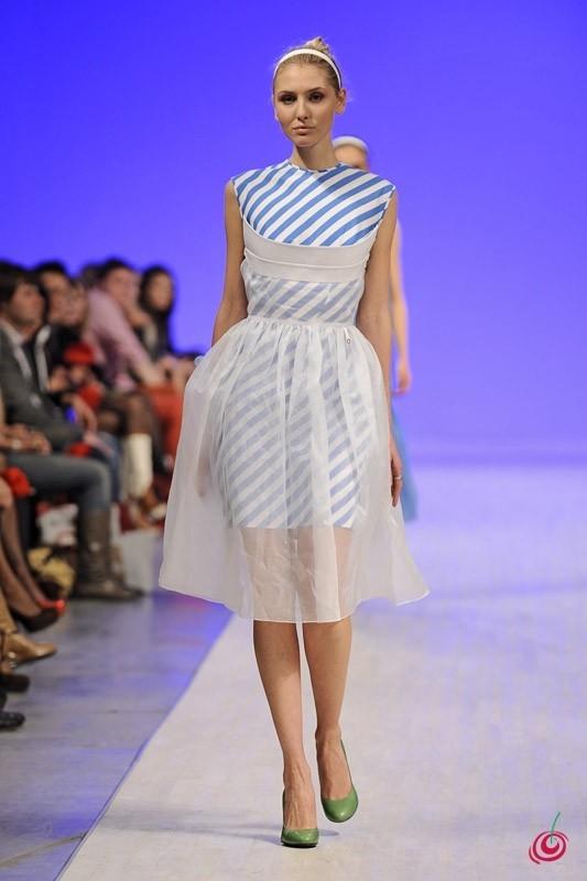 Ukrainian Fashion Week 2011: Елена Даць, Анна Бублик. Изображение № 5.