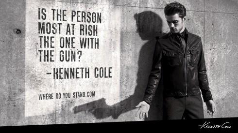Кампания: Kenneth Cole FW 2011. Изображение № 3.