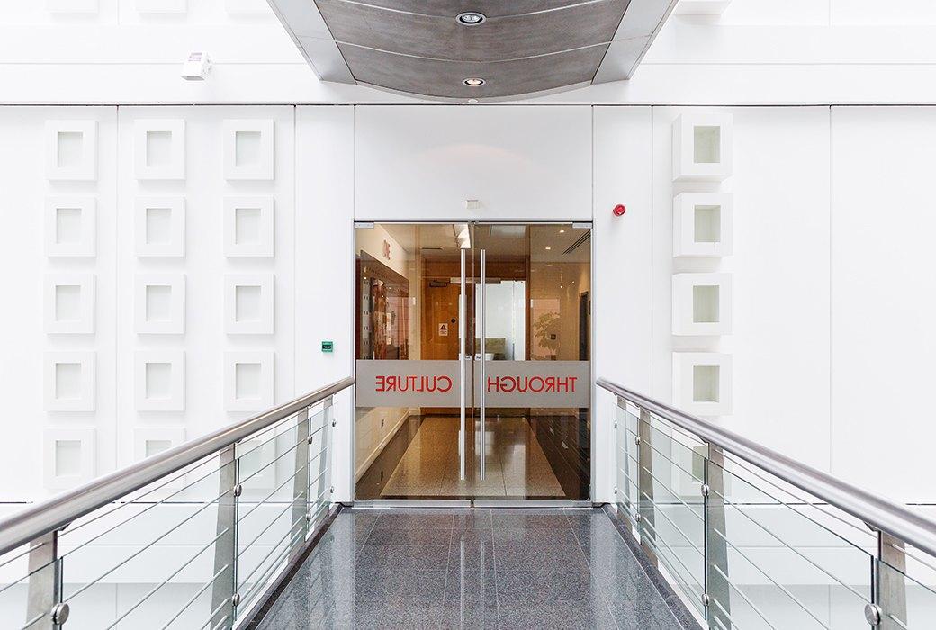 Просторный «зеленый» офис лондонского агентства Flamingo. Изображение № 3.