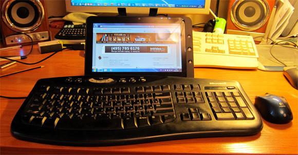 Изображение 2. iRos PD10: чудо-планшетник на Windows 7.. Изображение № 2.